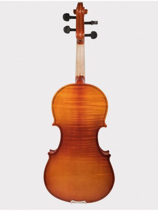 Скрипка Mirra VB-290-1/2 в футляре со смычком, размер 1/2