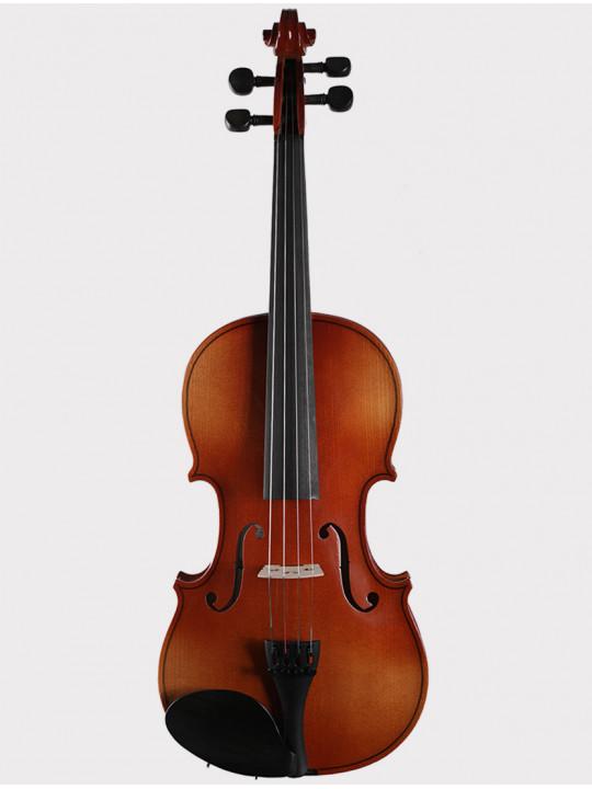 Скрипка Strunal 150A-3/4 Verona студенческая, размер 3/4, золотисто-коричневая