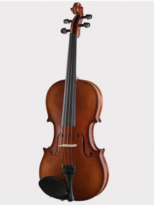 Скрипка Strunal 160A-1/2 Siena студенческая, размер 1/2, темно-каштановая