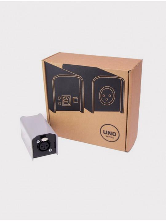 Контроллер управления световым оборудованием Siberian Lighting SL-UDEC7A (USBUNO) UNO USB-DMX Pro