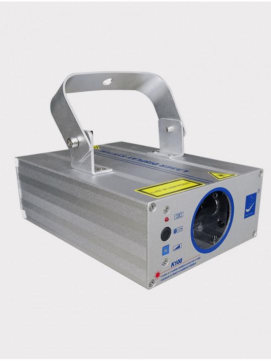 Лазерный проектор Big Dipper K100, зеленый