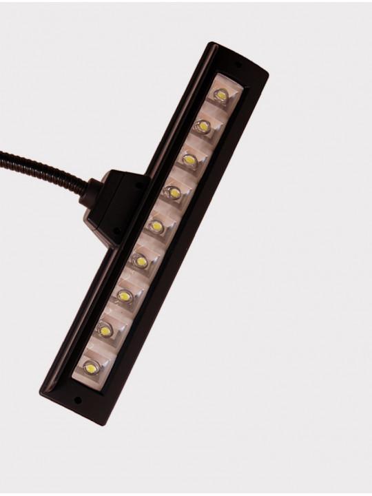 Светильник светодиодный Rin HY-HA028 для пюпитраили клавишных, черный