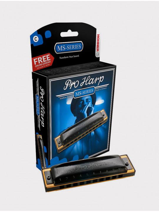 Губная гармошка Hohner Pro Harp C