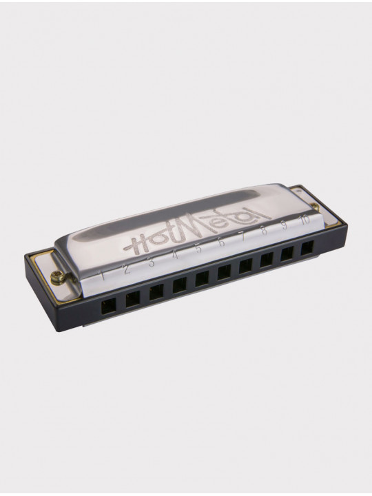 Губная гармошка Hohner Hot Metal C