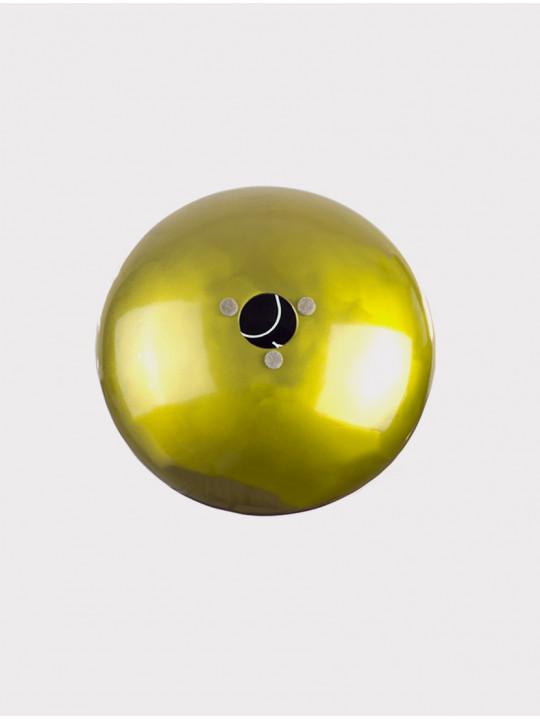 Глюкофон INOY IN22CR19-YO, желтый 22 см, До-мажор