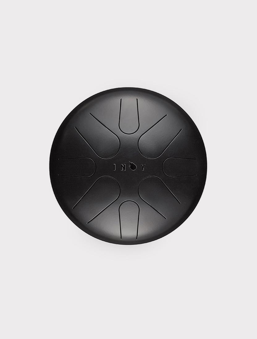 Глюкофон INOY IN22BL19 черный, 22 см, До-мажор