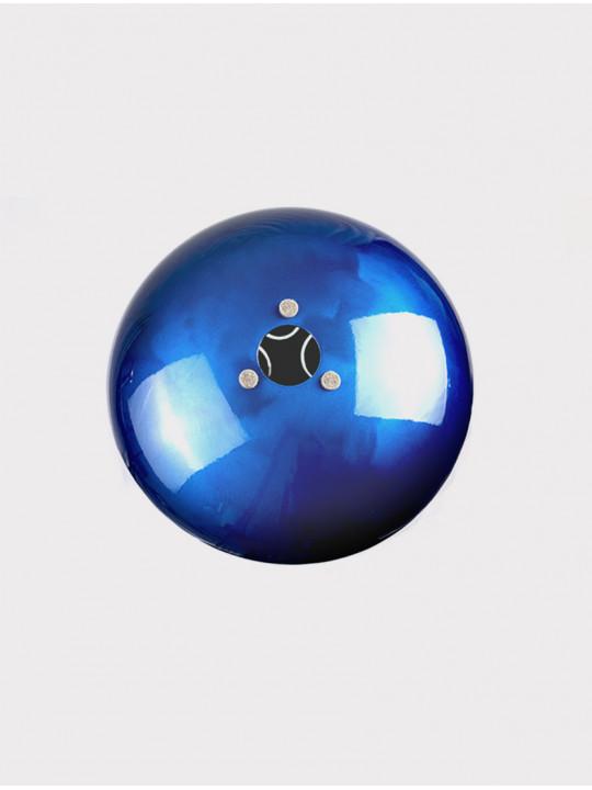 Глюкофон INOY IN22CR19-BU голубой, 22 см, До-мажор
