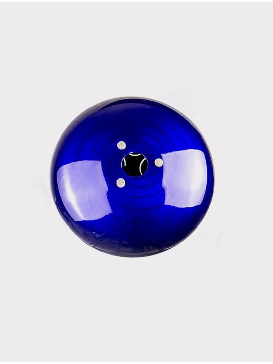 Глюкофон INOY IN22CR19-IN синий индиго, 22 см, До-мажор