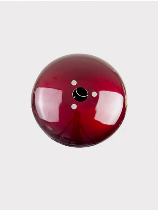 Глюкофон INOY IN22CR19-RD красный, 22 см, До-мажор