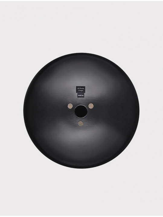 Глюкофон INOY IN26BL19 черный, 26 см, До-мажор