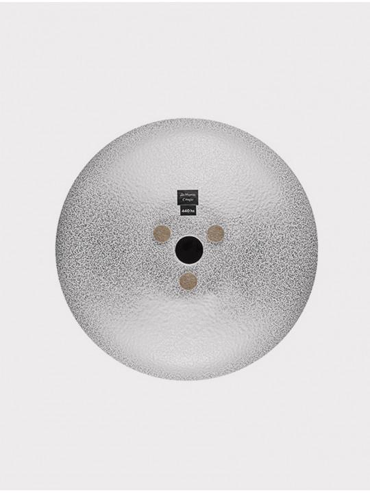 Глюкофон INOY IN26CL19 серебристый, 26 см, До-мажор