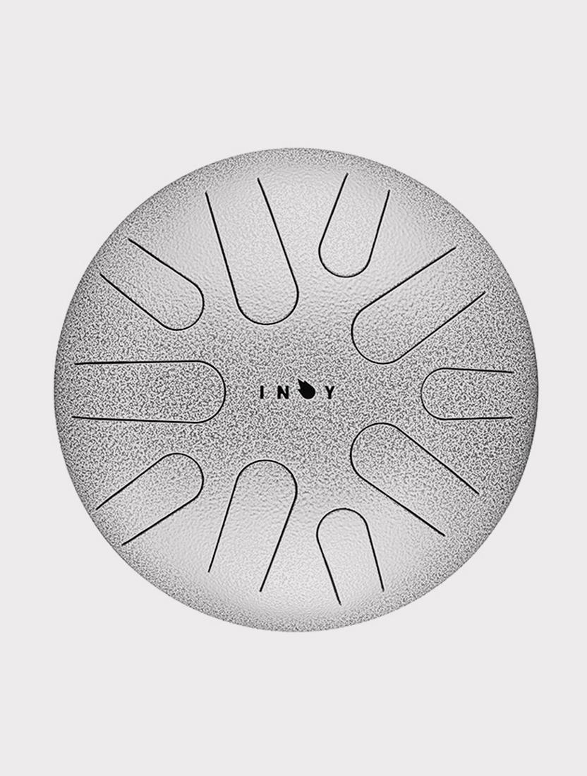 Глюкофон INOY IN29CL19 серебристый, 29 см, До-мажор