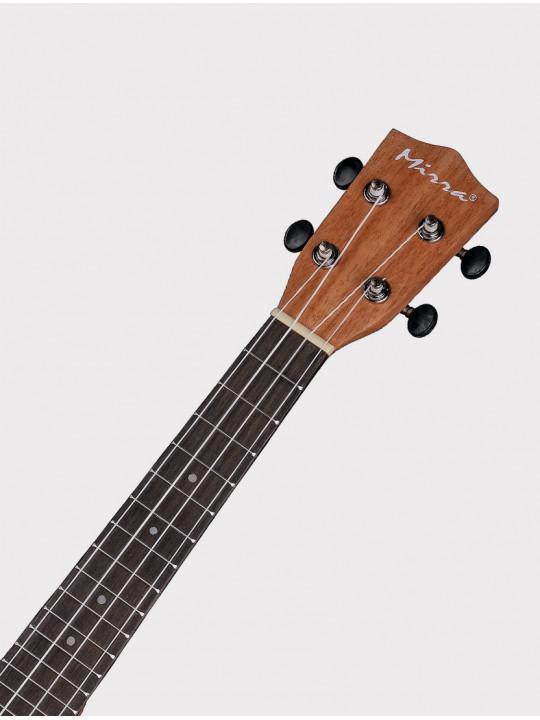 Укулеле Mirra UK-500-24 коричневая концертная