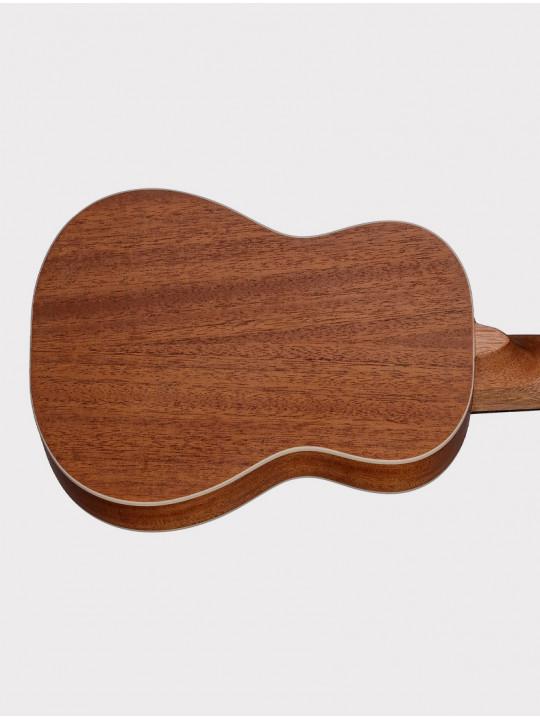 Укулеле Mirra UK-650-21 коричневая с окантовкой сопрано