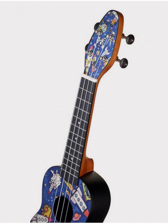 Укулеле Ortega Keiki K2-SP сопрано с чехлом и тюнером