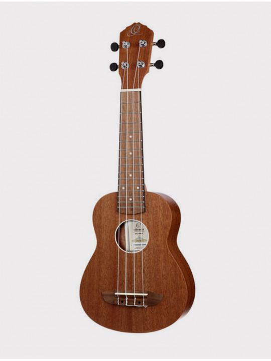 Укулеле Ortega RFU10S сопрано сапеле с чехлом Timber series
