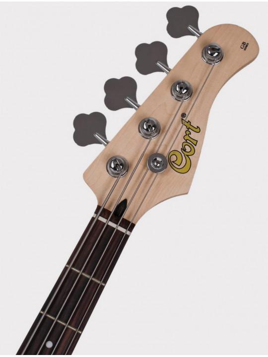 Бас-гитара Cort GB34JJ-BK, GB Series черная