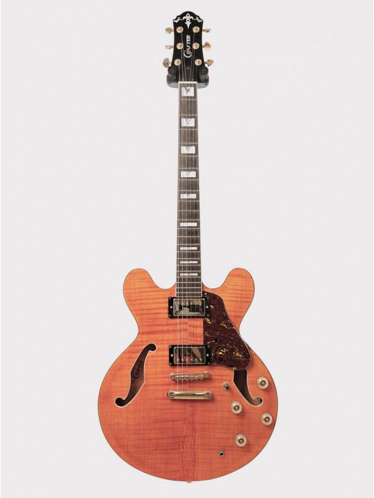 Полуакустическая гитара Crafter SEG 450/OR