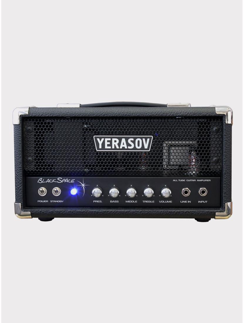 Гитарный ламповый усилитель Yerasov Blackspace
