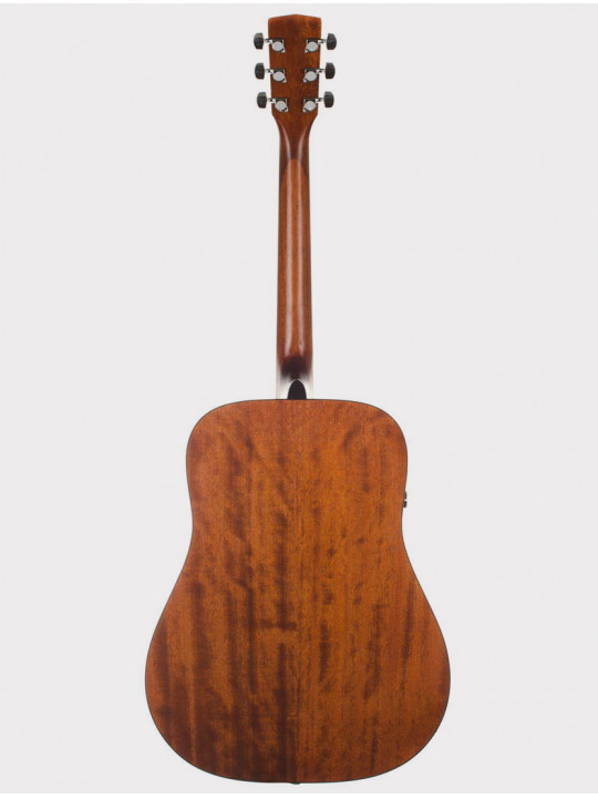 Электроакустическая гитара Cort AD810E-OP Standard Series, цвет натурально-желтый