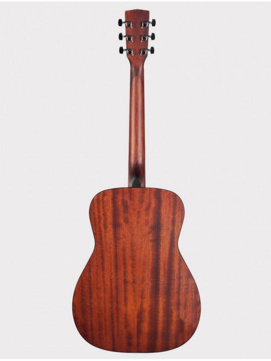 Акустическая гитара Cort AF510-OP Standard Series, цвет натурально-желтый