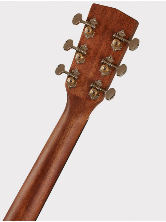 Акустическая гитара Cort EARTH80-NS Earth Series, натурально-желтая матовая