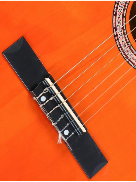 Классическая гитара Fante FT-C-B39-Y, желтое дерево