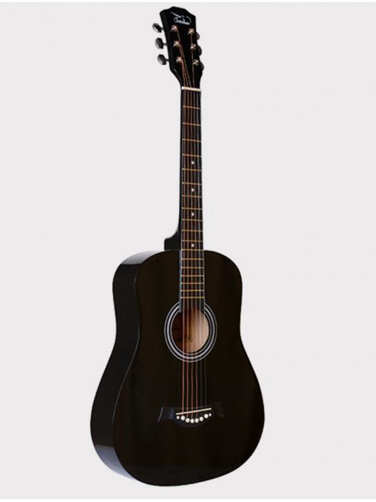 Акустическая гитара Fante FT-R38B-BK, черная