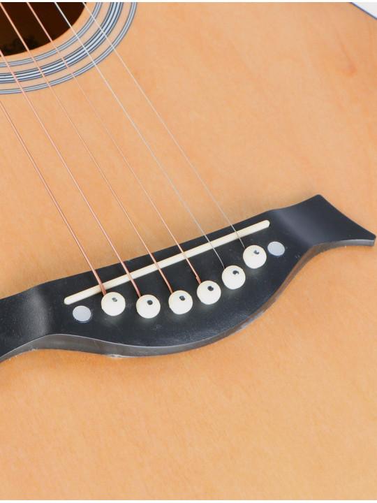Акустическая гитара Fante FT-R38B-N, светлое дерево