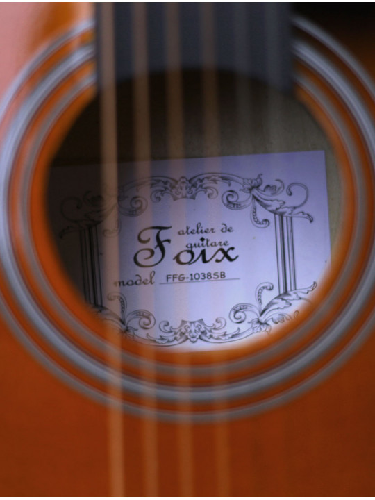 Акустическая гитара Foix FFG-1038SB