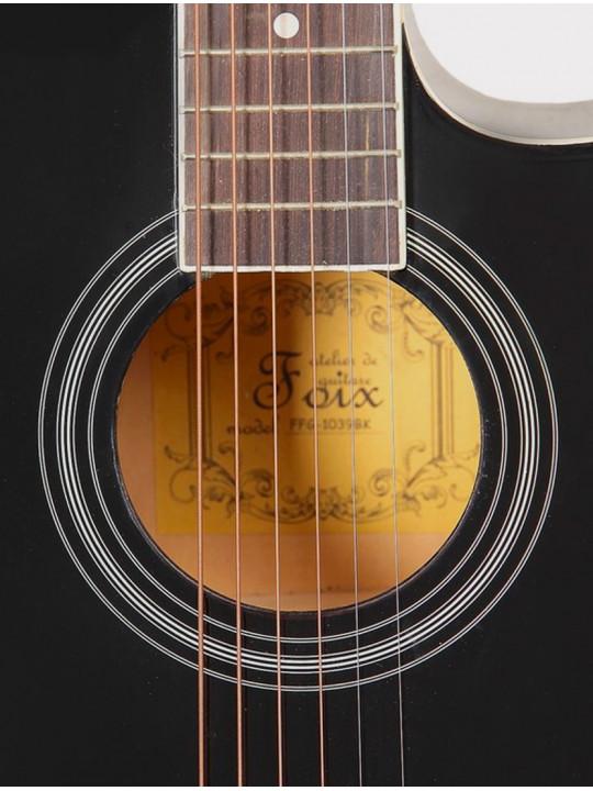 Акустическая гитара Foix FFG-1039BK