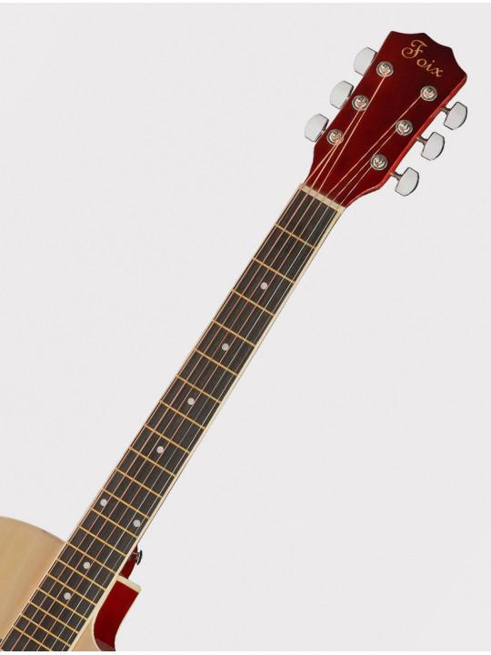 Акустическая гитара Foix FFG-2039C-SB медовый санберст