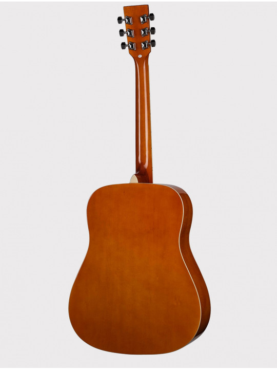 Акустическая гитара Homage LF-4100 натурально-бежевая