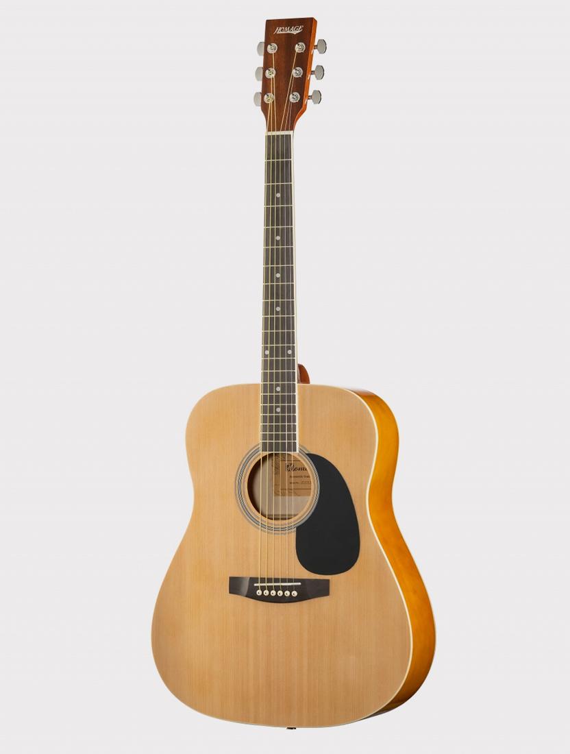 Акустическая гитара Homage LF-4110-N натурально-желтая