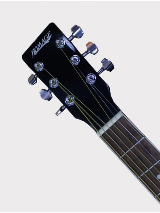 Акустическая гитара Homage LF-401C-B