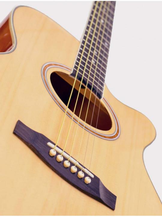 Акустическая гитара Homage LF-401C-N
