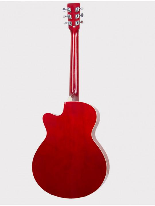 Акустическая гитара Homage LF-401C-R