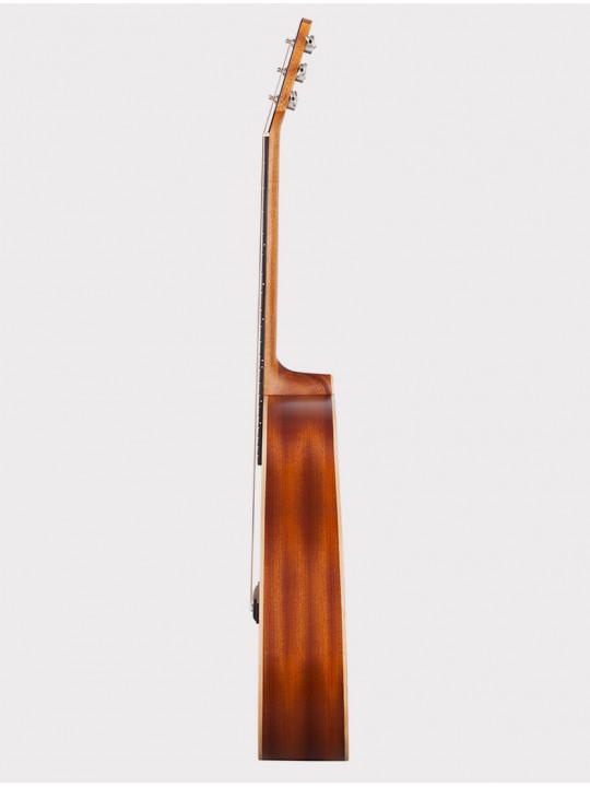 Акустическая гитара Kremona M10C Steel String Series, кедр