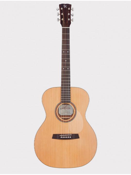 Акустическая гитара Kremona M15C Steel String Series
