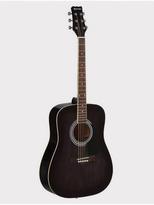 Акустическая гитара Martinez FAW-702 TBK