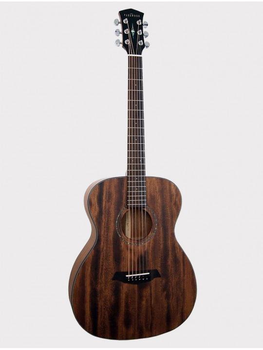 Акустическая гитара Parkwood S22M-NS с чехлом