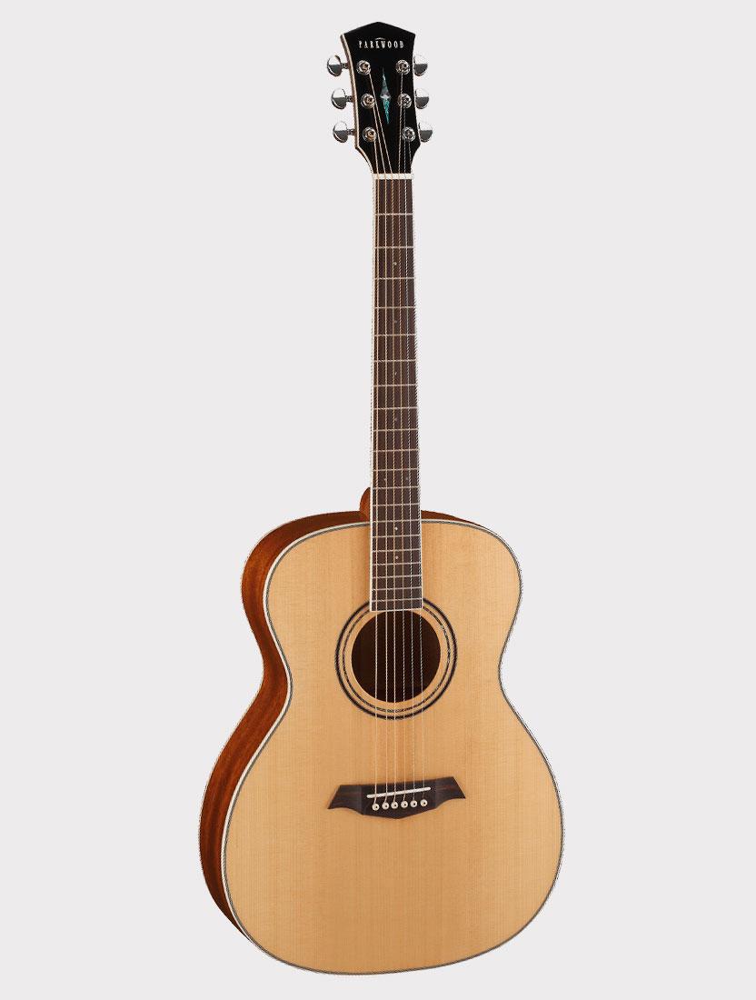 Акустическая гитара Parkwood S62 с чехлом