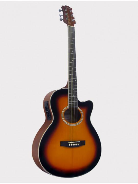 Электроакустическая гитара Colombo LF-401 CEQ SB