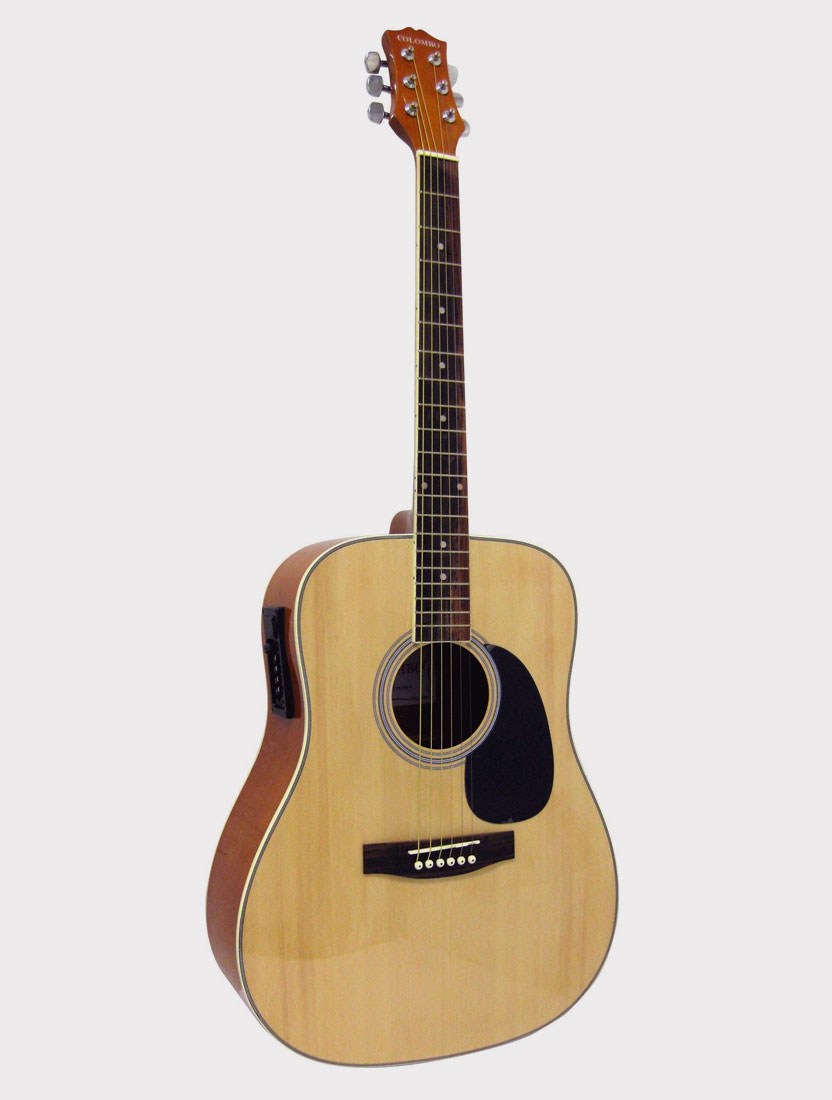 Электроакустическая гитара Colombo LF-4111EQ N