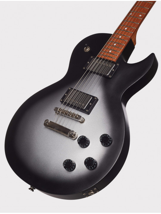 Электрогитара Cort CR150-SBS Classic Rock серебристо-черная