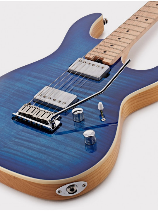 Электрогитара Cort G290-FAT-BBB синяя