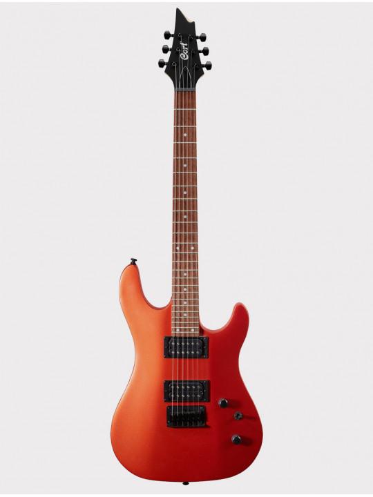 Электрогитара Cort KX100-IO KX Series оранжевый металлик