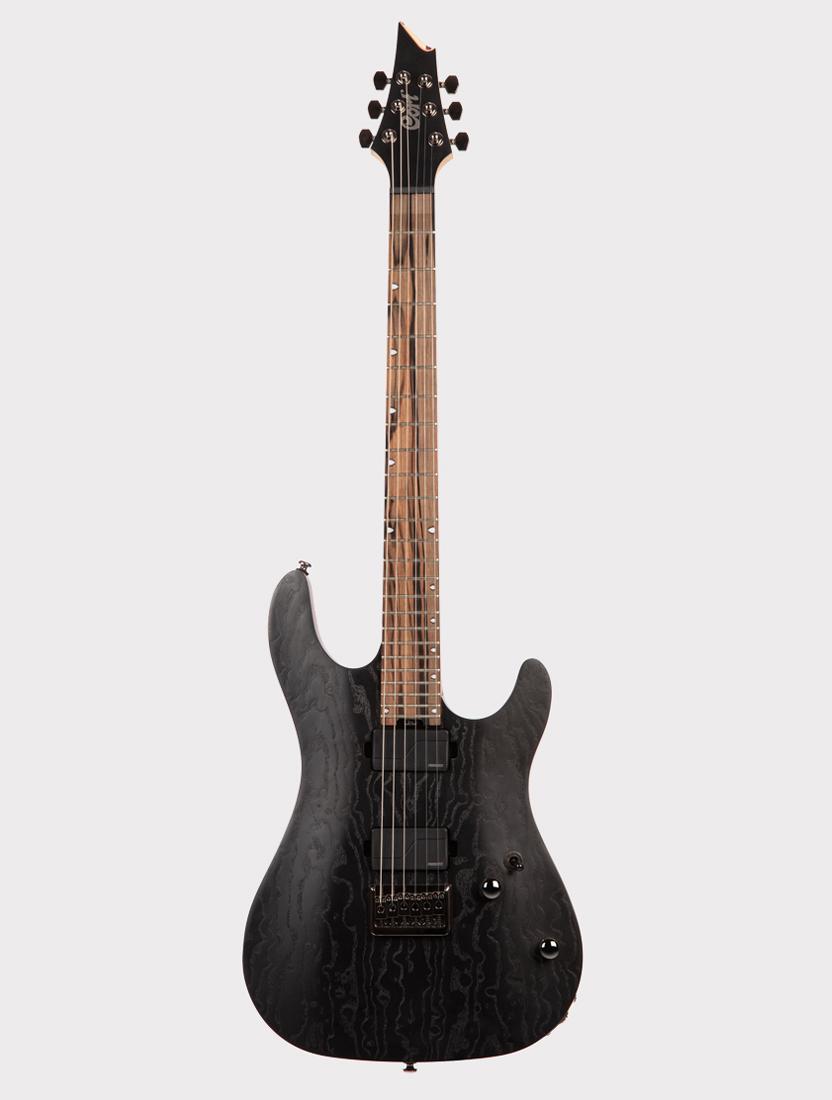 Электрогитара Cort KX500-Etched-EBK KX Series, черная
