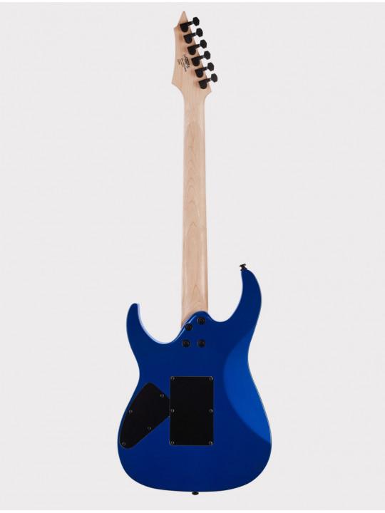 Электрогитара Cort X250-KB X Series, синяя