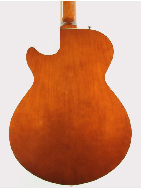 Полуакустическая гитара Godin Montreal Premiere Sunburst RN HG с чехлом
